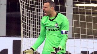 Da Verona al Verona: troppi errori, l'Inter rivuoleil vero Handanovic