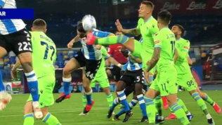 """Furia Lazio dopo il ko a Napoli: """"Episodi sotto gli occhi di tutti"""""""