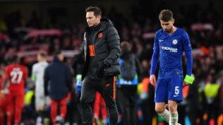 """Jorginho contro Lampard: """"Non era pronto ad allenare a questo livello"""""""
