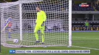 Verona in crisi e ora c'è l'Inter