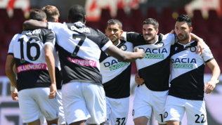 L'Udinese cala il poker, Gotti a un passo dalla salvezza:Inzaghi nei guai