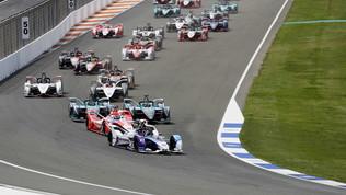 E-Prix Valencia, la prima di Dennis
