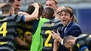 Darmian, un gol pesantissimo: Verona ko, esplode la festa nerazzurra