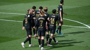 Il Bilbao stende l'Atletico, il Barçavince e ora sogna il sorpasso