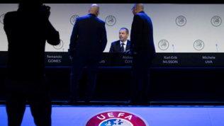 Respinta la Super League, l'Uefa resta sotto attacco