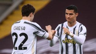Juve, senza i gol di CR7 e gli strappi di Chiesa si fa dura per la Champions