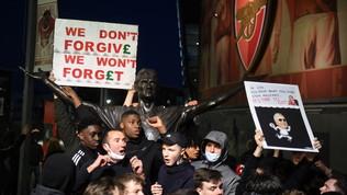 Arsenal, si cambia musica: il fondatore di Spotify vuole il club