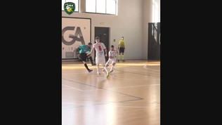 Futsal, la L84 di Marchisio promossa in A