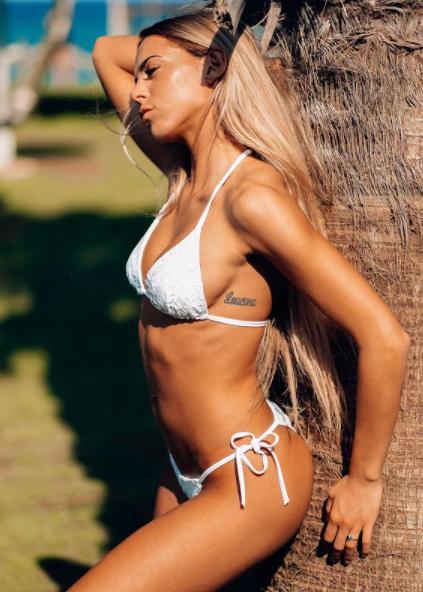 Giulia Amodio, fidanzata di Sensi