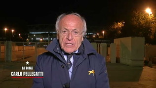 """Pellegatti: """"Indignato per il fallo non fischiato"""""""