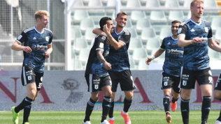Il Chievo frena l'Empoli | Rigoni salva il Pescara: pari con l'Entella