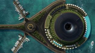 In Qatar hotel di lusso sempre più ecologici e galleggianti