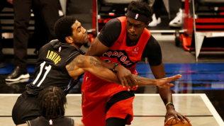 I Nets volano a Toronto, vincono i Mavericks con 13 punti di Melli