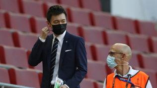 Inter, Steven Zhang torna con250 milioni e carta bianca per Conte