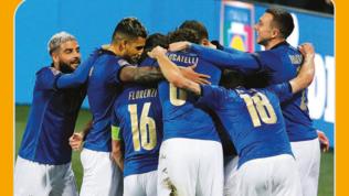 Euro 2020: le nuove figu delle 24 nazionali. Ecco i 20 azzurri