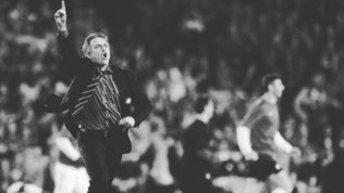 """Mou ricorda il trionfo del Camp Nou: """"Come uno sprinter"""""""
