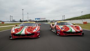 Wec, si riparte da Spa: le Ferrari pronte a dare battaglia