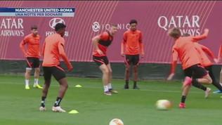 United-Roma: semifinale ad alta tensione