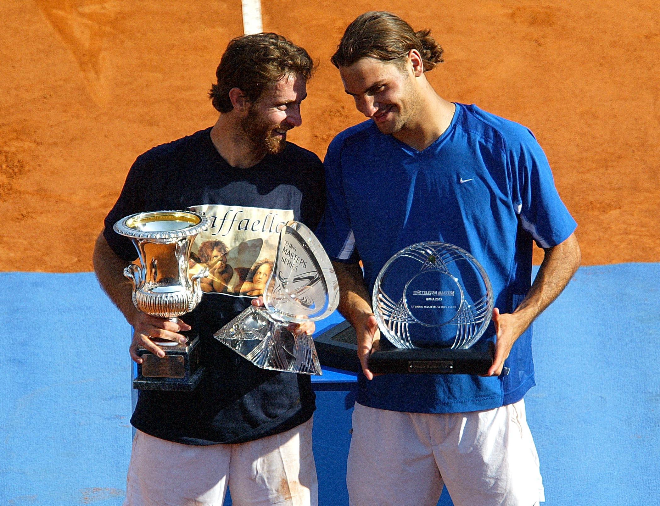 Un vincitore a sorpresa nel 2003, lo spagnolo Felix Mantilla, primo giocatore dal 1963 ad aggiudicarsi il torneo senza essere compreso tra le teste di serie. Un successo maturato battendo in finale un giovane Roger Federer, favorito della vigilia.