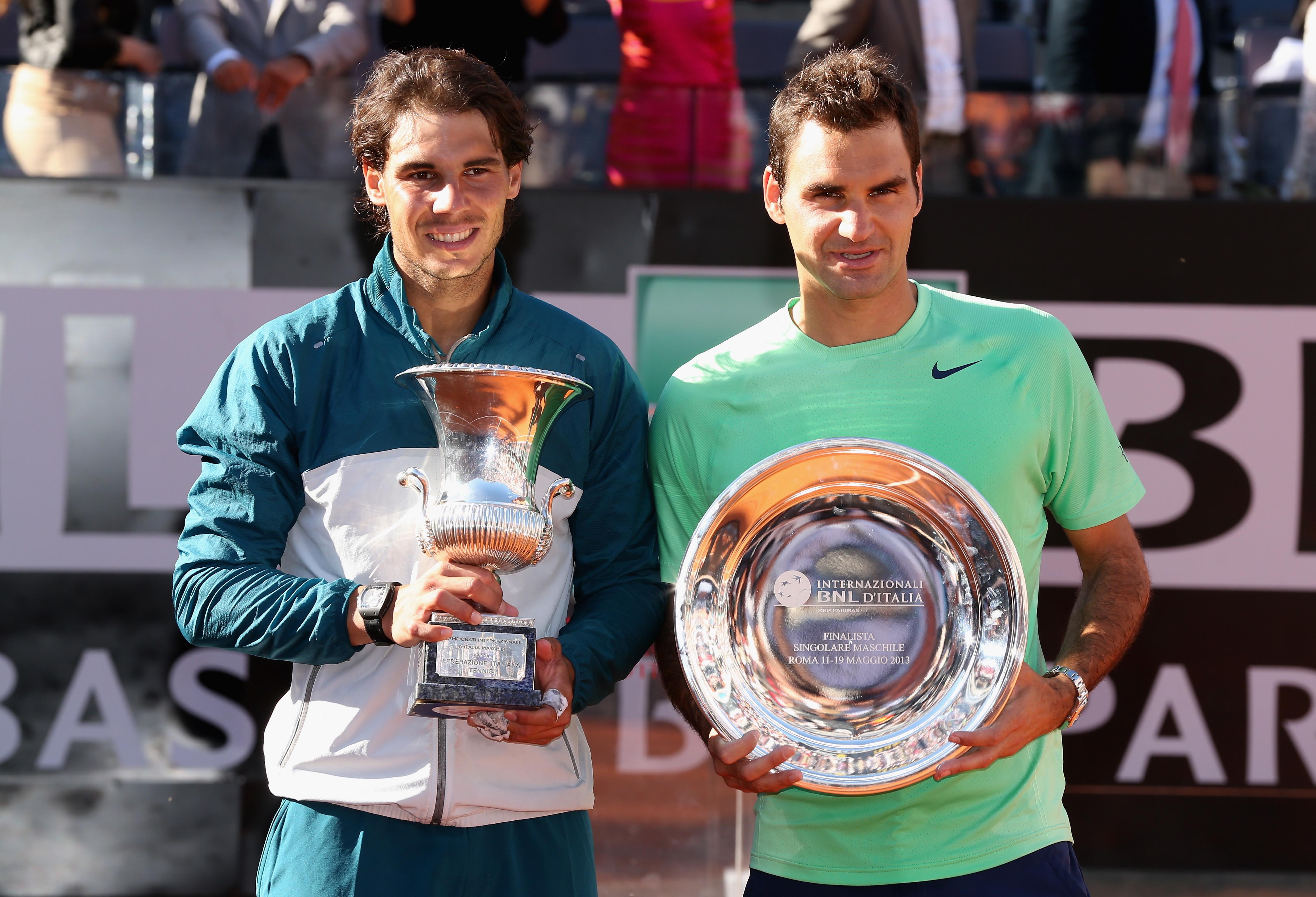 Nel 2013 il settimo sigillo di Nadal. Il mancino di Manacor ha travolto in finale Roger Federer con il netto punteggio di 6-1 6-3 in poco più di un'ora.