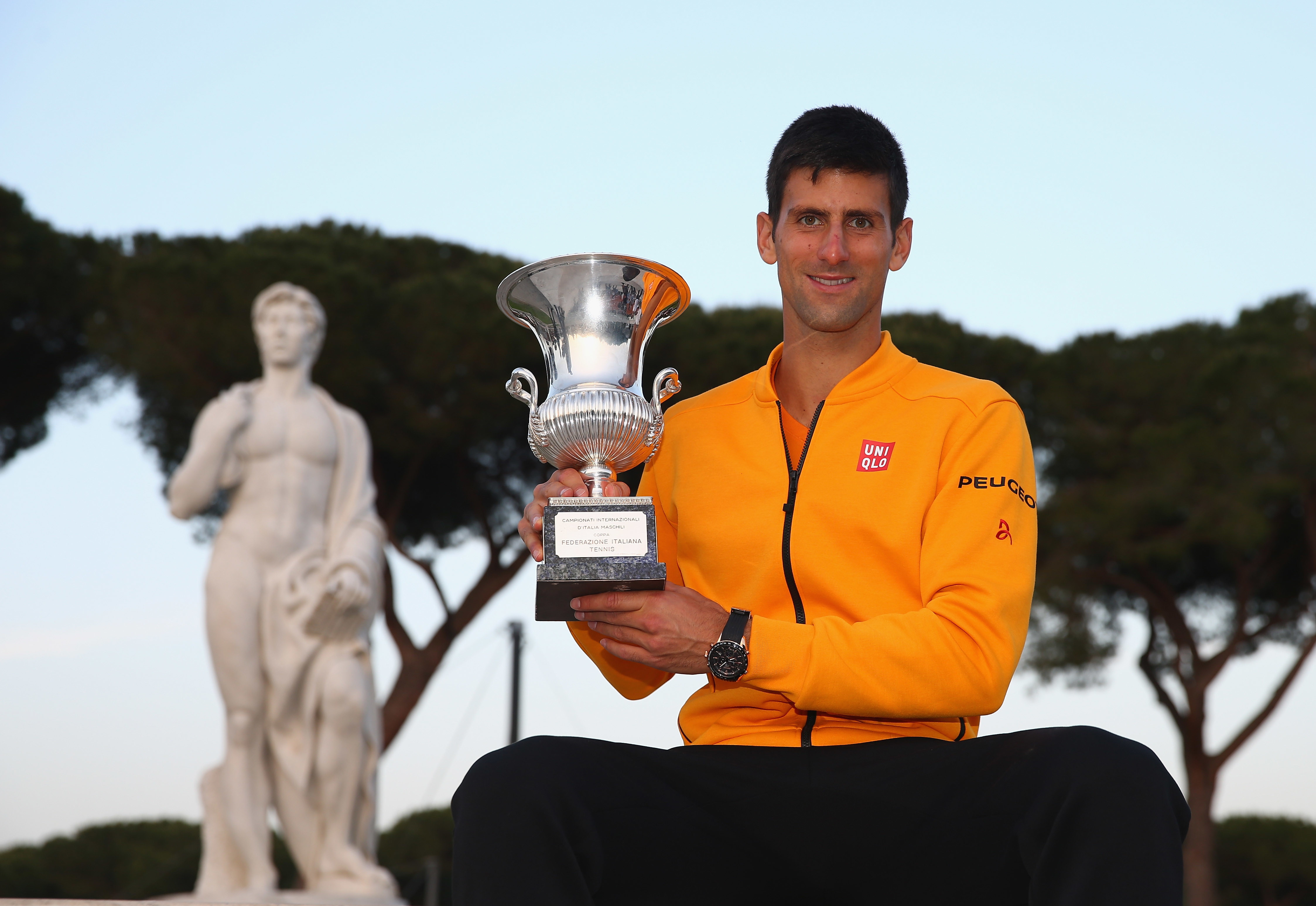 Nel 2014, come tre anni prima, Rafa Nadal si è fermato in finale contro Djokovic, indiscusso numero 1 del mondo a fine stagione.