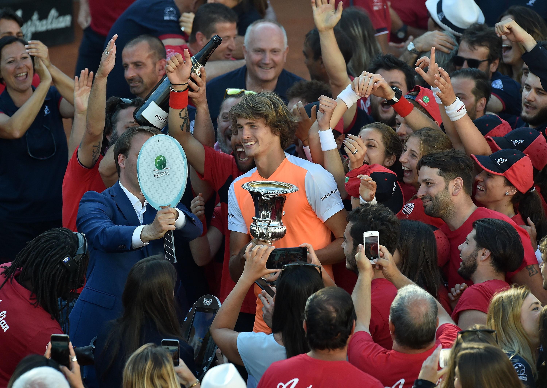 Nel 2017 ha ceduto contro Alexander Zverev, diventato il più giovane a conquistare tre titoli Masters 1000 dopo lo stesso Djokovic nel 2007.