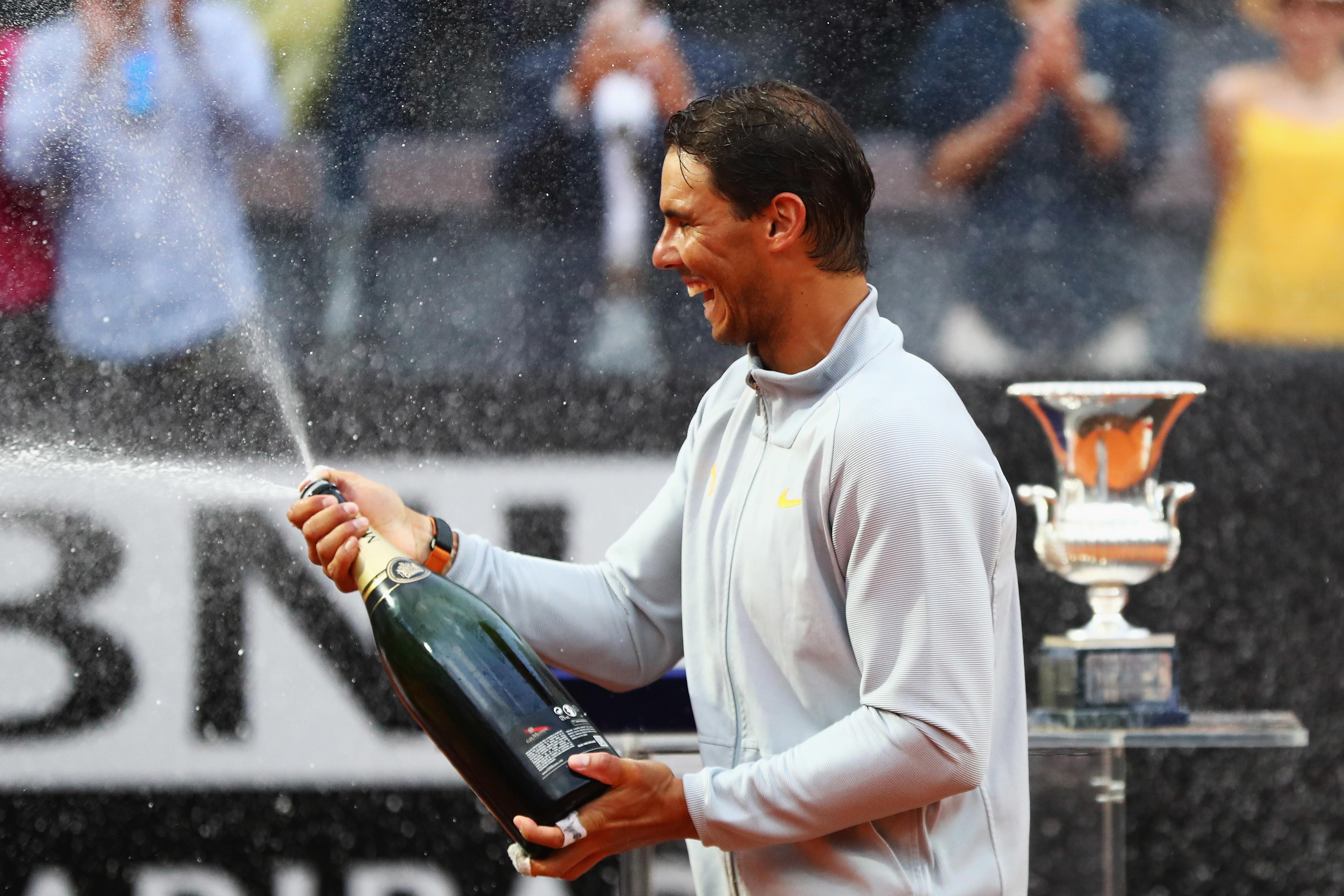 Nel 2018 e nel 2019, Rafa Nadal ha allungato la sua lista di record portando a nove i suoi trionfi agli Internazionali BNL battendo rispettivamente Zverev e Djokovic, a cui ha riservato il primo 6-0 nella storia della loro rivalità.
