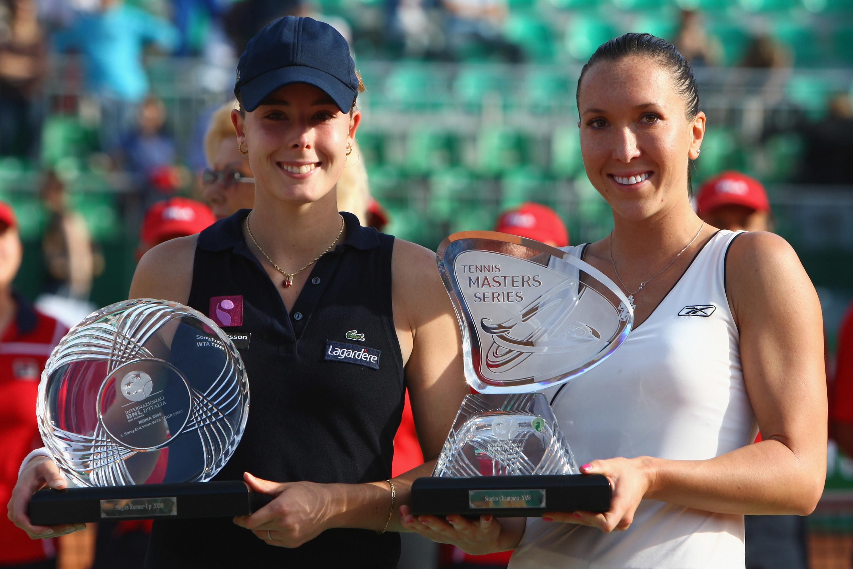La stessa Jelena Jankovic si è ripetuta nel 2008 battendo in finale la giovane francese Alize Cornet.