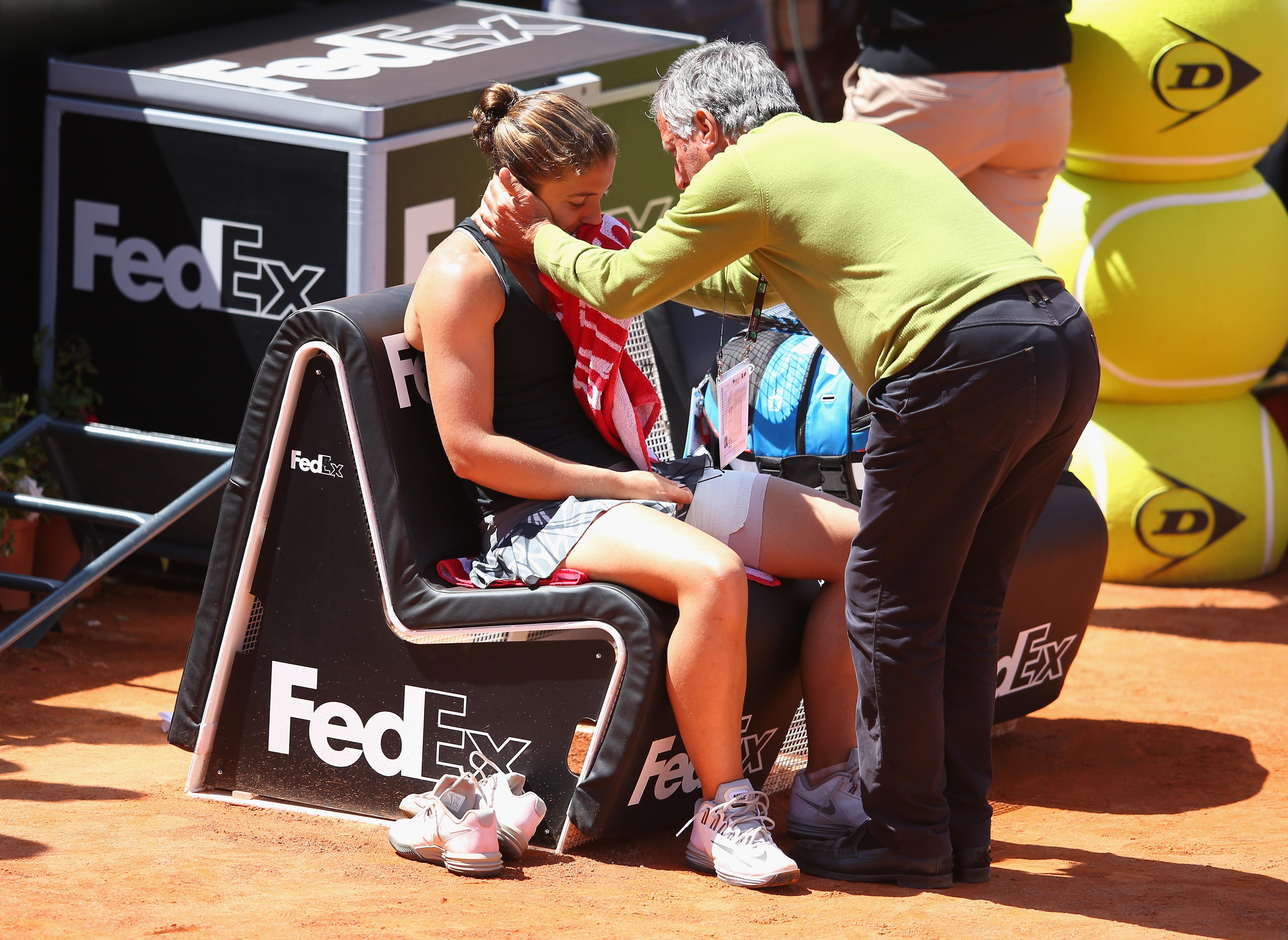 Quella del 2014 è stata l'edizione di Sara Errani anche se è mancato l'happy end della conquista del titolo. A metà del primo set della finale si è infatti infortunata alla coscia sinistra. La vittoria è andata a Serena Williams.
