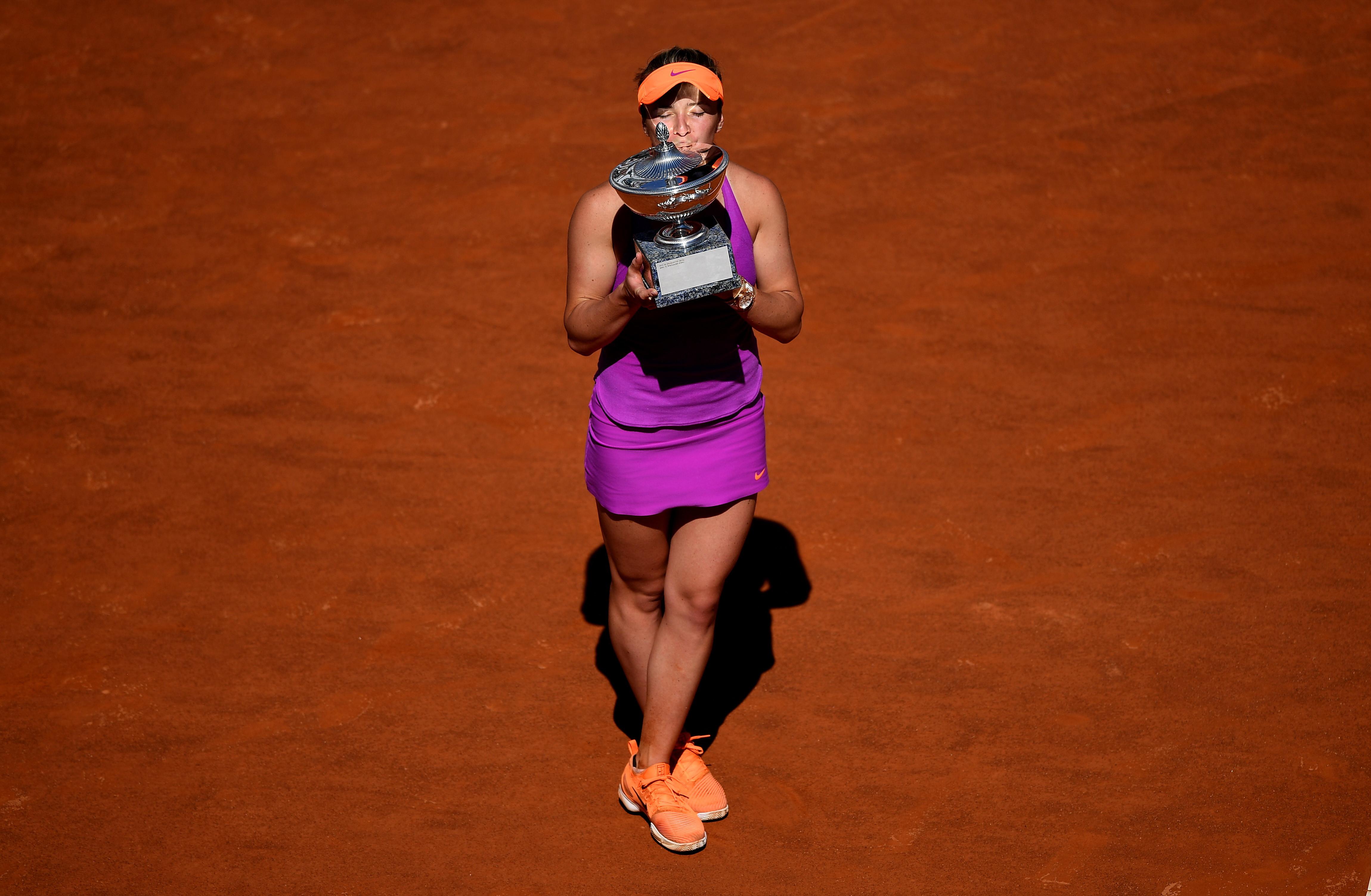 Nei due anni successivi le finali si sono concluse con lo stesso esito: il trionfo di Elina Svitolina sulla rumena Simona Halep.