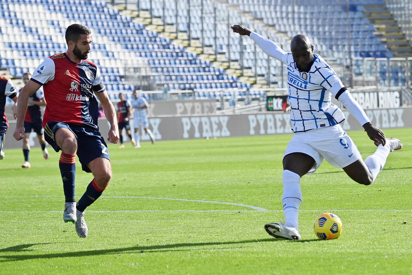 Cagliari-Inter 1-3, 13 dicembre: dopo l'eliminazione dalla Champions, vittoria ottenuta nei minuti finali
