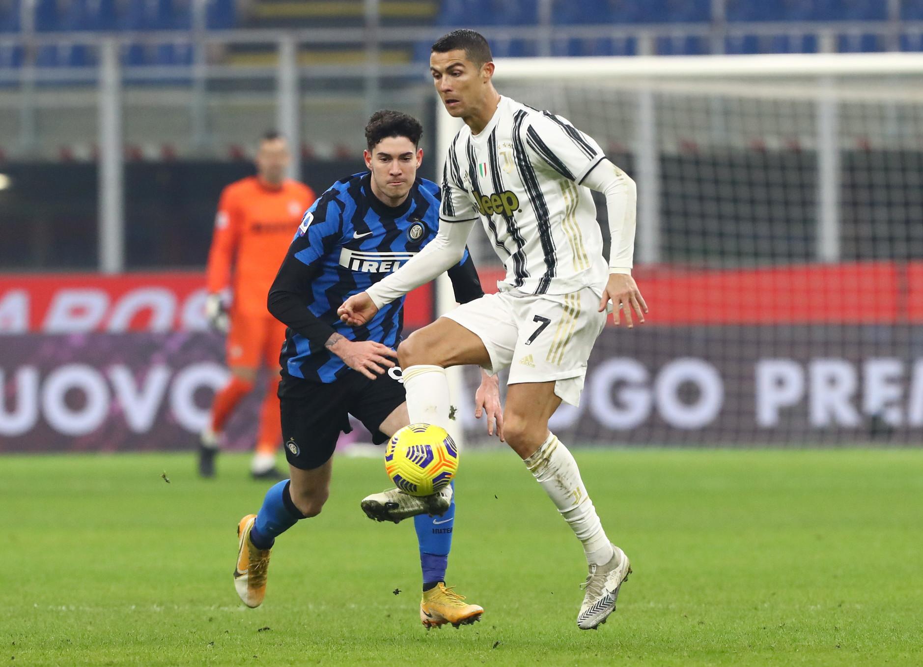 Inter-Juventus 2-0, 17 gennaio: gol dell'ex Vidal e di Barella