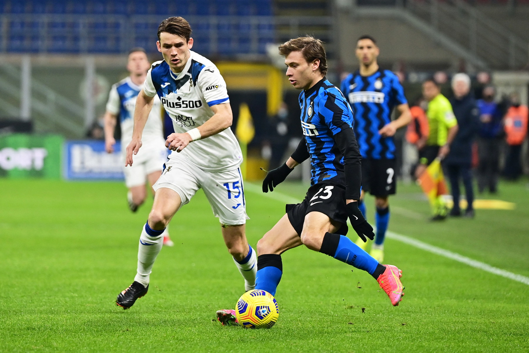 Inter-Atalanta 1-0, 8 marzo: la marcia prosegue, contro i bergamaschi decisivo anche Handanovic