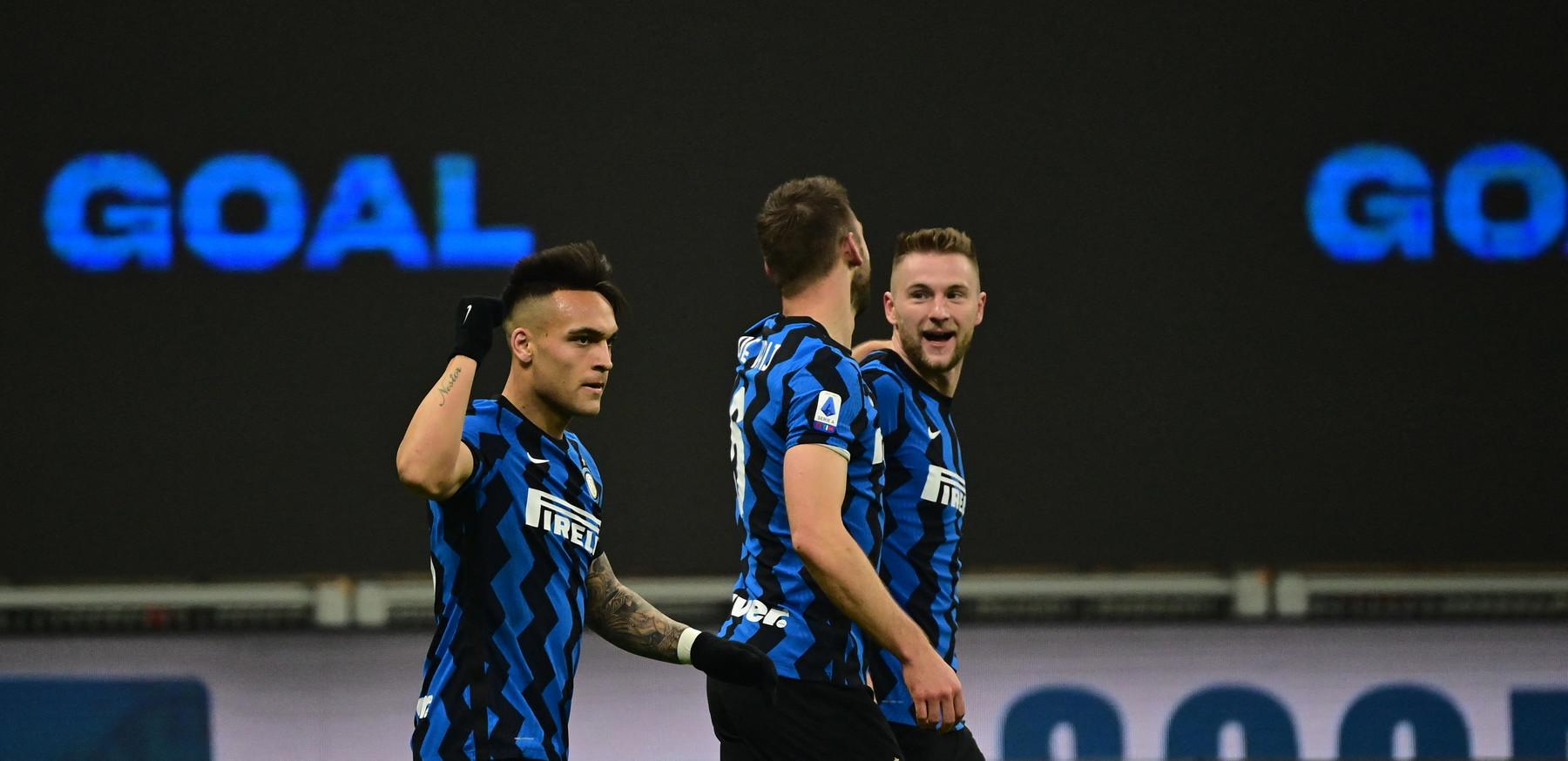 Inter-Atalanta 1-0, 8 marzo: la rete decisiva è di Skriniar
