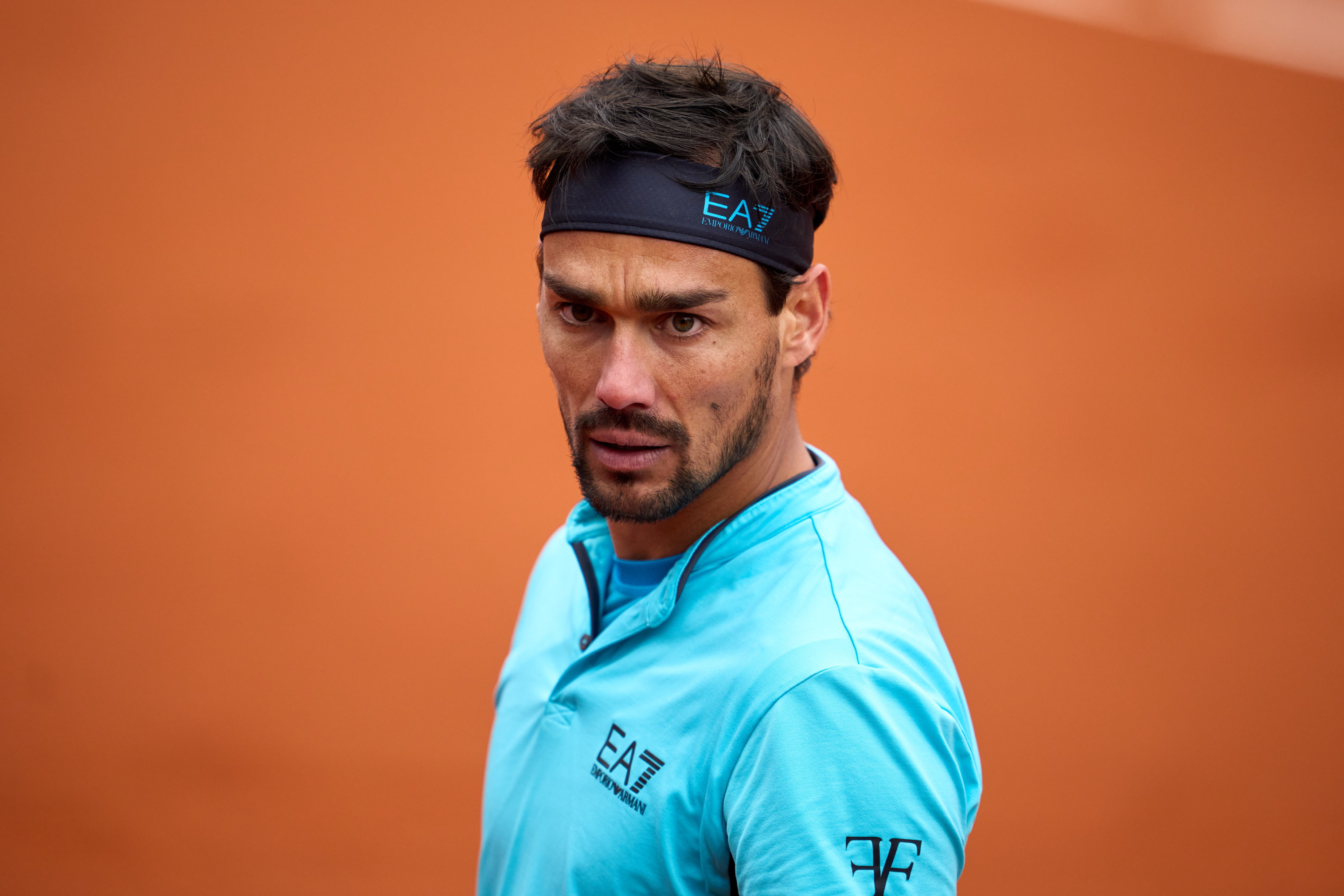 Fabio Fognini, 28º nella classifica ATP.