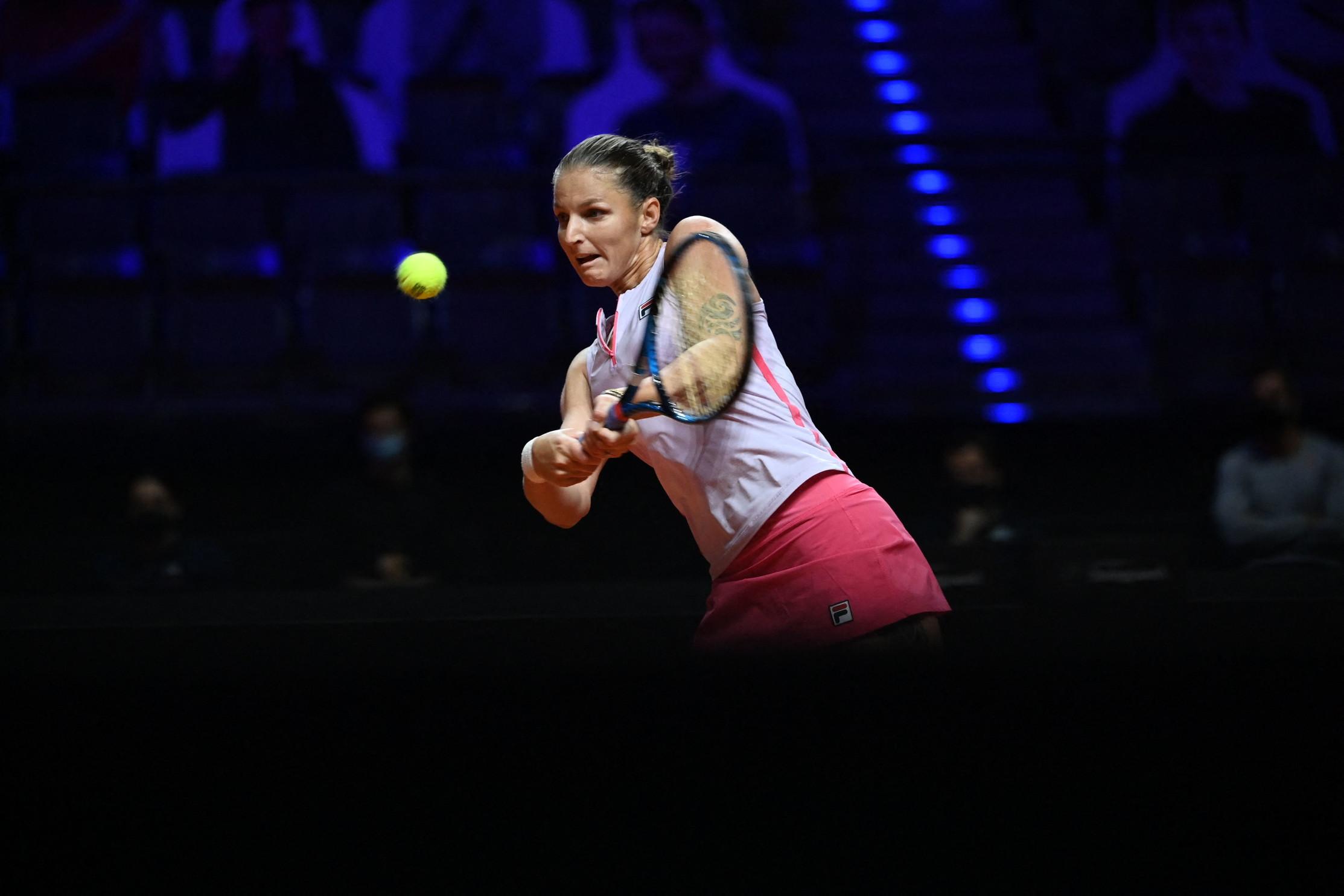 La ceca Karolina Pliskova, numero 9 WTA e vincitrice del titolo nella Capitale nel 2019 oltre che finalista della passata edizione.
