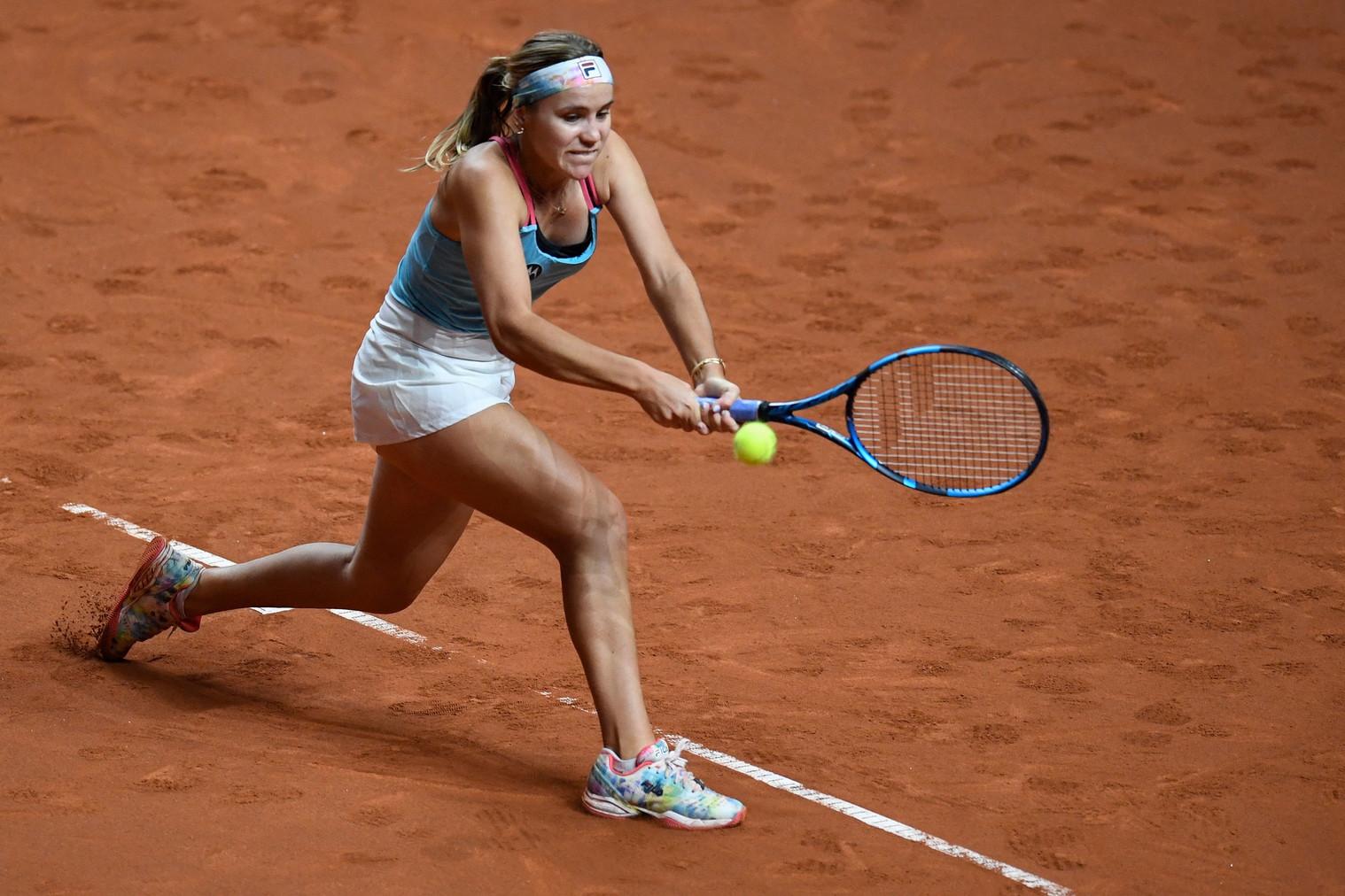Le rivali non mancano di certo. A cominciare dalla statunitense Sofia Kenin, numero 4 WTA e campionessa degli Australian Open 2020.