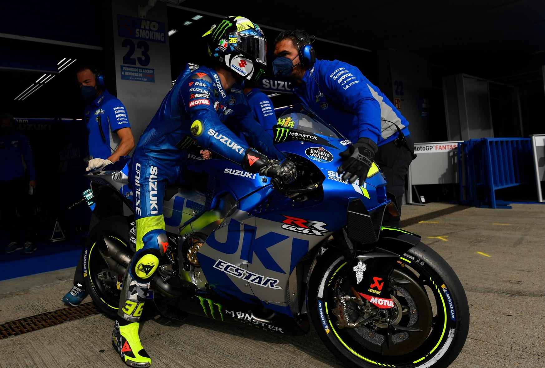 Francesco Bagnaia&nbsp;ha conquistato il miglior crono delle due sessioni di libere a Jerez, quarta tappa del Motomondiale<br /><br />