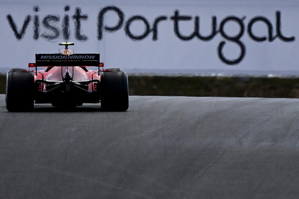 Prima giornata di prove libera per il GP del Portogallo di F1.<br /><br />