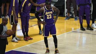 LeBron torna ma i Lakers vanno ko. Tatum da record per Boston, Gallinari non basta agli Hawks