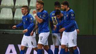 Euro 2020: da lunedì prima dose di vaccino agli azzurri