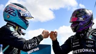 """Bottas: """"La strategia è vincere"""". Hamilton: """"Non sono stato perfetto"""""""