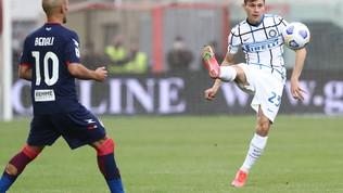 Crotone-Inter, le immagini del match