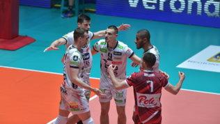 La rimonta di Trento si ferma al quarto set: lo ZAKSA vince la Champions League