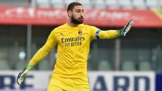 Confronto Gigio-ultras a Milanello: chiesto di non giocare con la Juve senza rinnovo