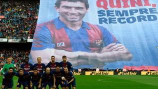 Quando hanno rapito il centravanti del Barça