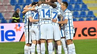 L'Inter oggi riposa e attende: lo scudetto può arrivare... sul divano