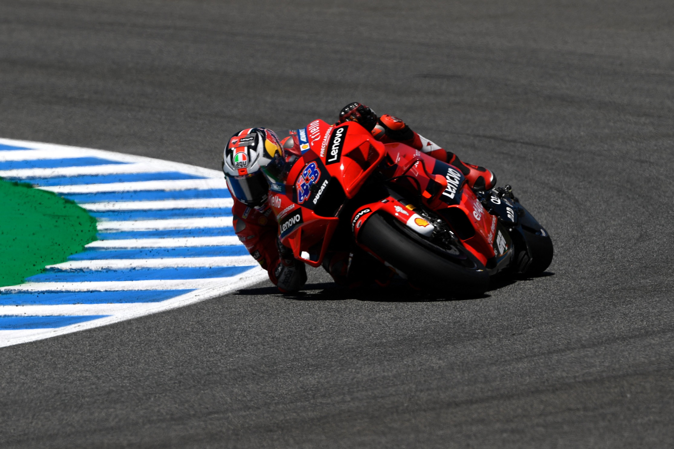 Doppietta Ducati, grazie a Miller e Bagnaia, nel GP di Spagna di Jerez dove il team di Borgo Panigale non vinceva dal 2006.<br /><br />
