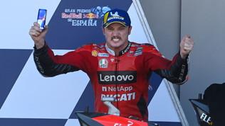 """Miller: """"Ho dato tutto, quanta emozione a Jerez"""""""