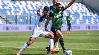Sassuolo-Atalanta: le foto del match